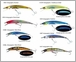 Yo-Zuri F976 Crystal 3D Minnow Floating 3-1/2in