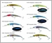 Yo-Zuri F983 Crystal 3D Minnow Deep Diver 6in