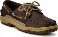 Sperry 0786509 Top Sider Billfish Boat Shoe Dark Brown