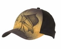Aftco GHH24201 Guy Harvey Underwater Sails Hat