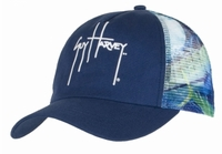 Aftco Guy Harvey Out of the Blue Trucker Hat