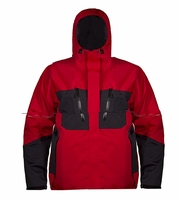 Grundens BD300R Gage Burning Daylight Hooded Jacket
