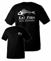 Grundens Gage Eat Fish T-Shirts