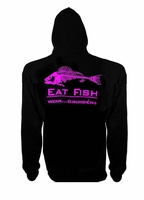 Grundens Gage EFHSP Eat Fish Hooded Sweatshirt