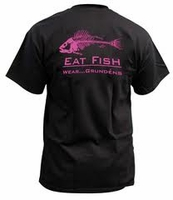 Grundens Gage EFTP Eat Fish T-Shirt