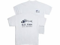 Grundens Gage EFTW Eat Fish T-Shirt