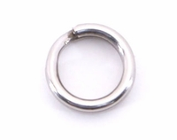 Spro SPSTLSRN-6-8 Power Stainless Split Ring