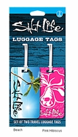 Salt Life Luggage Tags