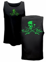 Salt Life Mens Skull and Poles Tank Tops