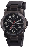 Reactor 68891 Atom Watch - Round Rubber Strap