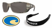 Free Neoprene Sunglass Retainer with Costa Del Mar  Sunglass Purchase
