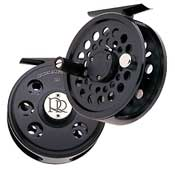 Ross Cimarron CIM4S 4 Spool Black