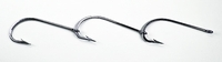 Mustad O'Shaughnessy TB Duratin Open Eye Hook 34091DT-5/0-27