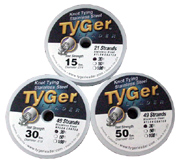 Tyger Leader 30ft Spool