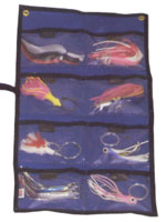 C&H 8 Pocket Lure Bag
