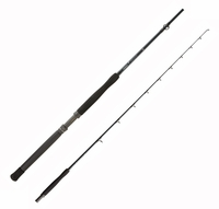 Shimano TLC76MHSBBLA Tallus Trolling Slick Butt Ring Guided Rod