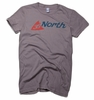 36North Distressed Logo Organic Jr T-Shirts