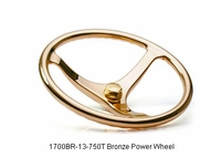Edson Bronze Power Wheel