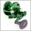 Avet JX 6/3 MC 2-Speed Lever Drag Casting Reel Forest Green