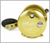 Avet LX 4.6 MC Single Speed Lever Drag Casting Reel Gold