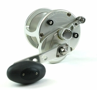 Avet LX 4.6 L/H Single Speed Lever Drag Casting Reel Left-Hand Silver