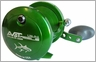 Avet LX 6.0 Single Speed Lever Drag Casting Reel Forest Green