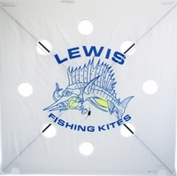 Lewis 100XL Extra Light Fishing Kite