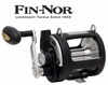 Free Fin Nor SLD25 Sportfisher Conventional Trolling Reel with Santiago Reel Purchase