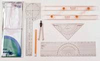 Davis 31943 Charting Kit Complete