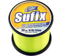 Sufix Superior 1/4lb Spool Hi-Vis Yellow
