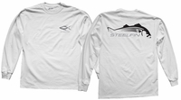 Steelfin Long Sleeve Striper Shirts
