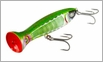 Braid Sparta Popper Lures