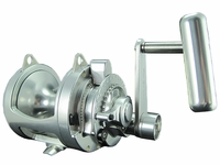 Accurate ATD-30T Platinum Twin Drag Reel