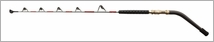 Shimano TZCSTH2SC Terez Stand-Up Curve Butt Rod