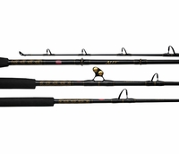 Penn ALLBW50100C60RS Ally Boat Rod - Conventional