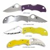 Spyderco Ladybug3 Assorted Edge Knives