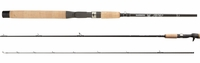 Shimano TZCWX80MBLK Black Terez Waxwing Conventional Rod