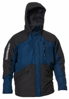 Shimano Dryfender Insulated Jacket Blue