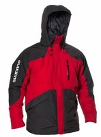 Shimano Dryfender Insulated Jacket Red