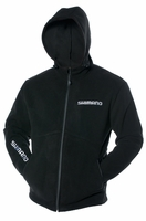 Shimano Magellan Fleece Hooded Jacket Black