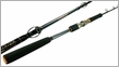 Okuma Saltwater Andros Full Grip Jigging Rods