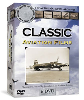 Classic Aviation Film DVD Videos