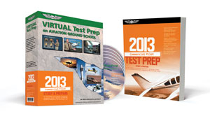 ASA Commerial Pilot Ground School & Test Prep DVD