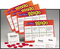 Basic Sight Words Bingo by Trend Enterprises