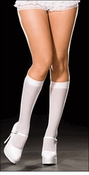 School Girl Knee Socks Queen Size
