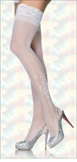 Hosiery for Brides & Bridal Garters
