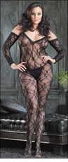 QUEEN HOSIERY & BODYSTOCKINGS