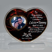 Acrylic Wedding Gifts