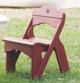 Uwharrie Fanback Picnic Chair