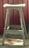 Uwharrie Companion Bar Stool